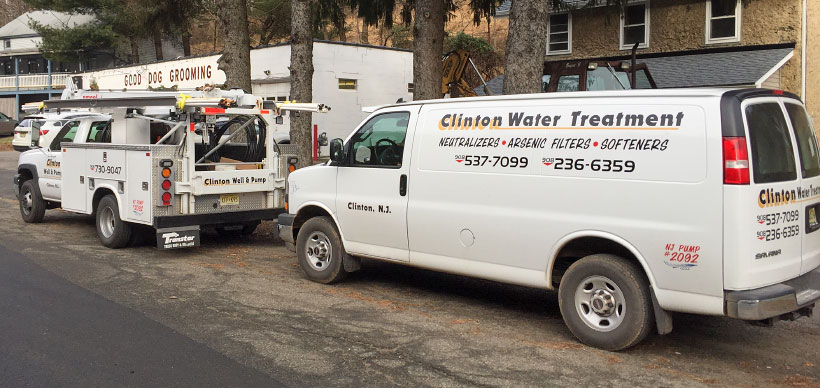 Clinton Well and Pump - 24/7 Emergency NO WATER Service in Hunterdon County NJ